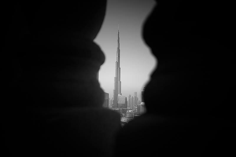 Dubai wordt mooi omkaderd